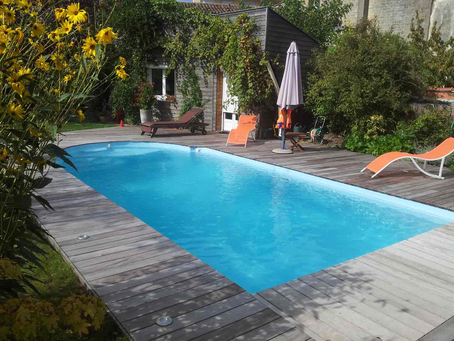 Comment hiverner une piscine coque for Piscine universitaire talence