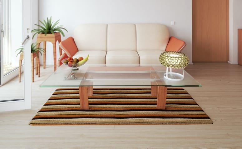 25 belles inspirations de salon avec table basse en verre